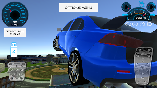 Evo Lancer Drift City screenshot 27