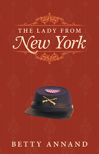 The Lady from New York cover