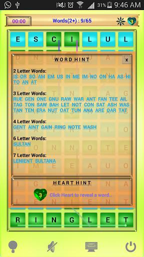 Find Wordz 1.1 screenshots 6
