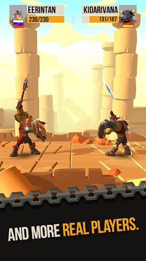 Duels: Epic Fighting Action RPG PVP Game screenshots apkshin 8