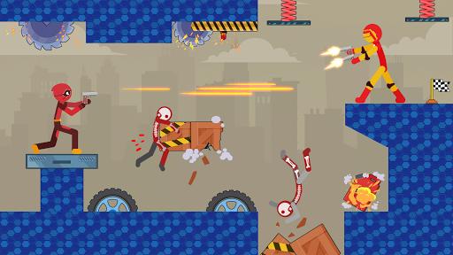 Stick Destruction - Battle of Ragdoll Warriors 1.0.10 screenshots 5