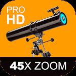 Telescope 45x Zoom Icon