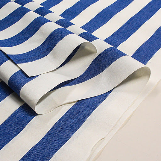 Rand Stolssitsväv - blå