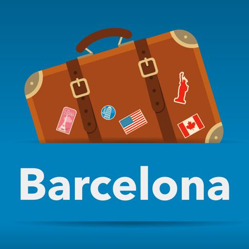 Barcelona offline map