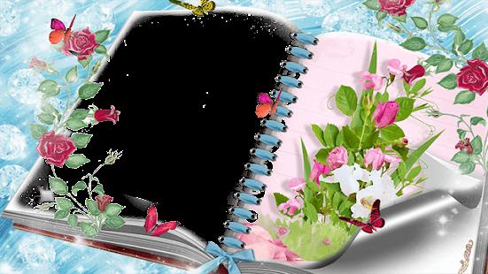 Cool Book Photo Frame - náhled