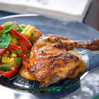 Peri-Peri Chicken, the spicy Portuguese chicken.