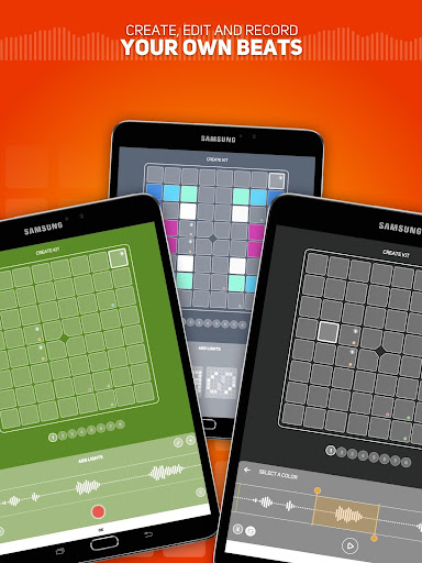 SUPER PADS LIGHTS - Your DJ app 1.6.9.5 Screenshots 9