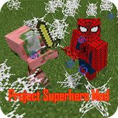 PE Project Superhero Mod