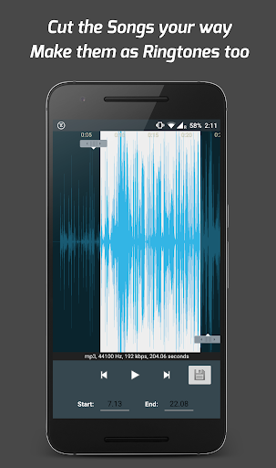 Pi Music Player app (apk) free download for Android/PC/Windows screenshot