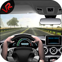 VR Highway Escape Rush: Endless Racing Simulator icon
