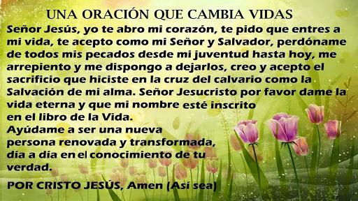Oraciones y Bendiciones