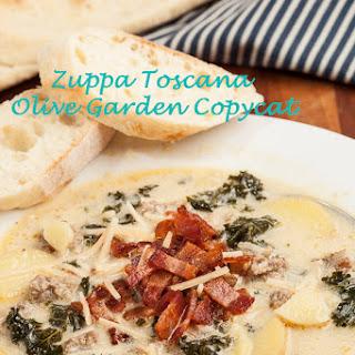 Zuppa Toscana (Olive Garden Copycat)