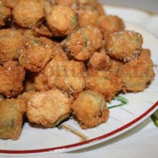 Southern Deep Fried Okra