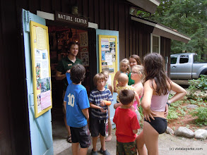 Photo: Park Nature Center at Jamaica State Park