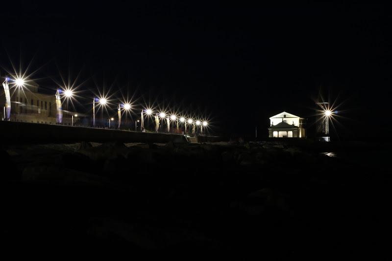 Raggi di luce nella notte di Gibbo72