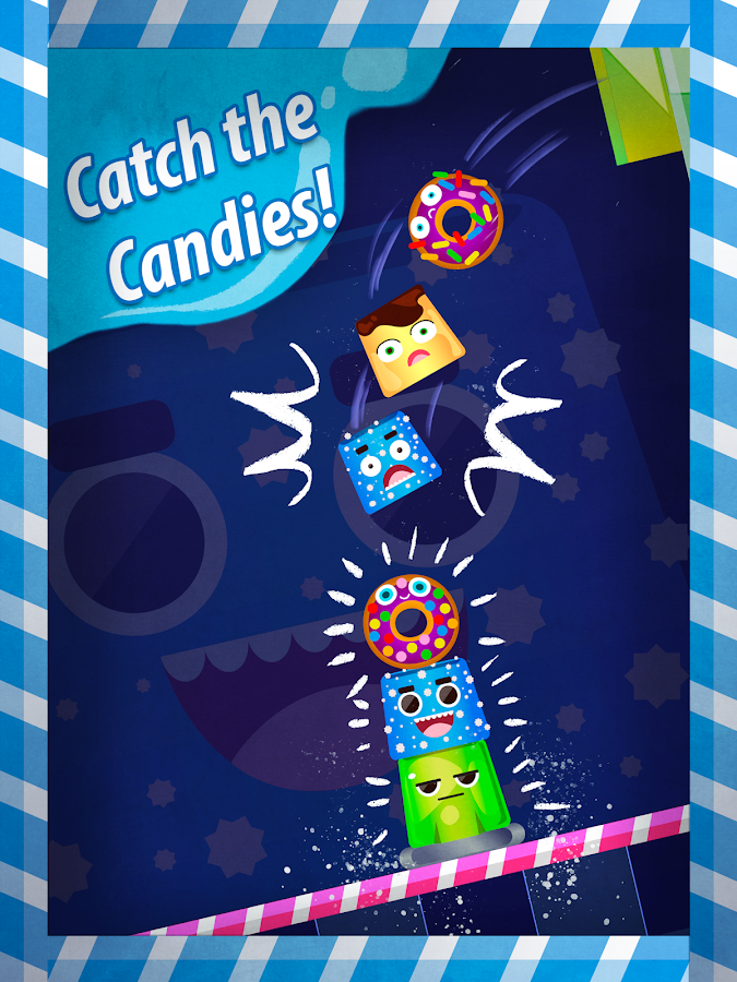 NomNom Sugar: Sweetest game- screenshot