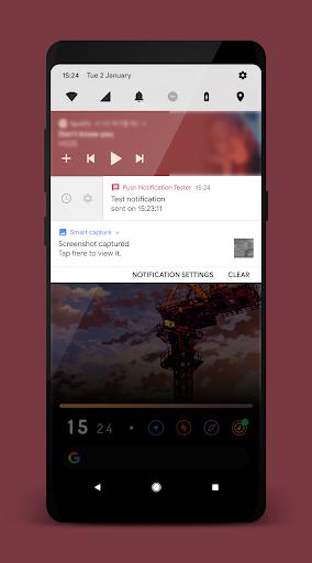 [Substratum] StatusBar (+extra) for Samsung DONATE  screenshots 3