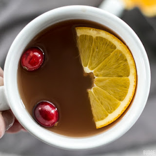 Cranberry Flavored Water Recipes