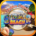 Hidden Objects Summer Beach - Hawaii Object Game icon