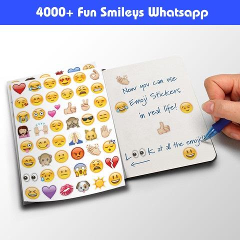 Smileys for Whats Messenger