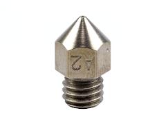 Micro-Swiss Hardened Steel Mk8 Nozzle - 1.75mm x 0.40mm