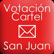 Votación Cartel San Juan Soria