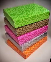 Photo: Caixas para Roupas - Várias cores