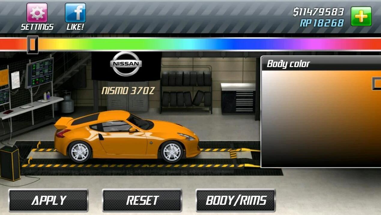 Drag Racing Mod Apk (Unlimited Money) Unlocked All Car Latest Version 6