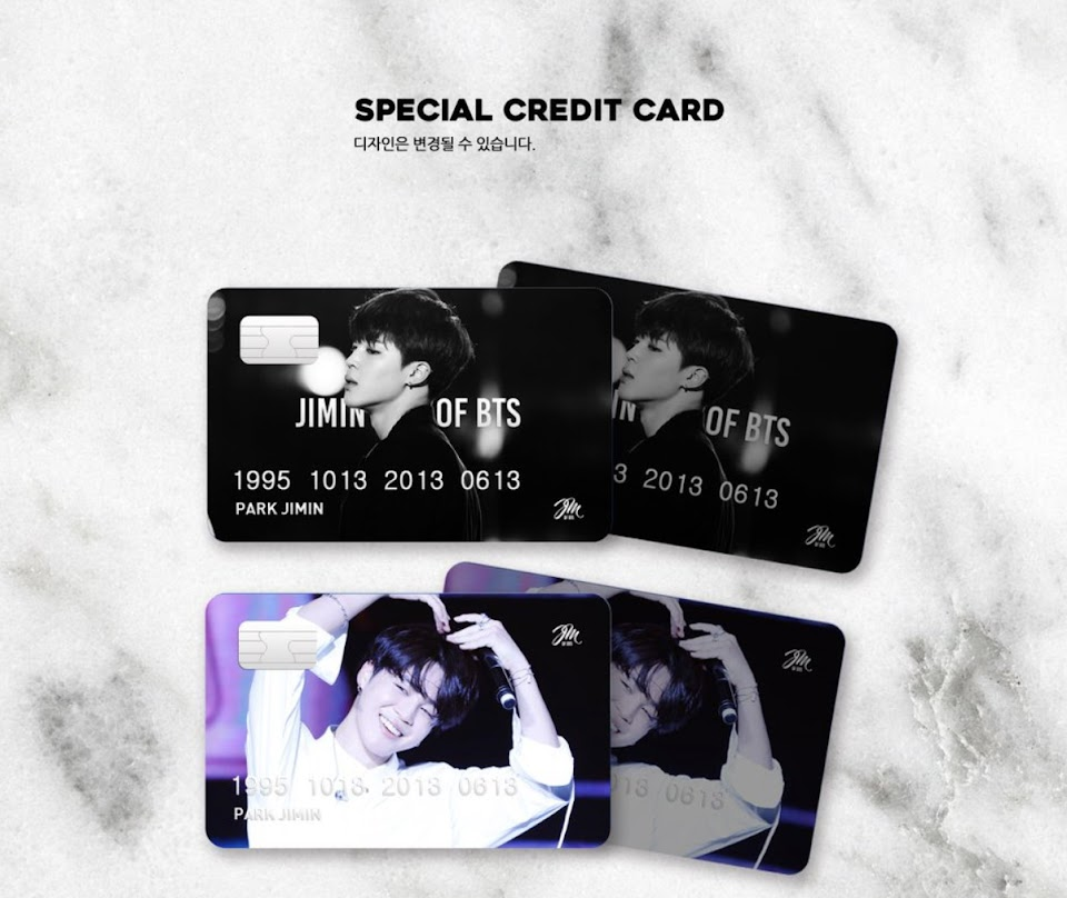 BTS Debit Cards Are Dropping Soon, And Here's What You ...
