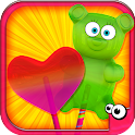 Make Gummy Bear - Candy Maker icon