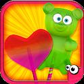 Make Gummy Bear - Candy Maker icon