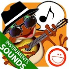 Instruments Sounds App icon