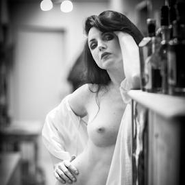 C'mon on home by Reto Heiz - Nudes & Boudoir Artistic Nude ( erotic, sexy, nude, nudeart, female nude )