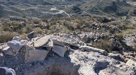 Expolian una tumba  en uno de los principales yacimientos del Argar
