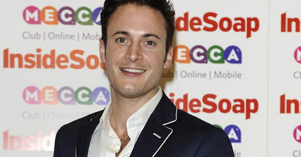 Gary Lucy talks Footballer's Wives reunion