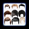 Men HairStyle Photo Editor icon