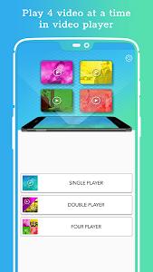 Multi Screen Video Player 1.1.2
