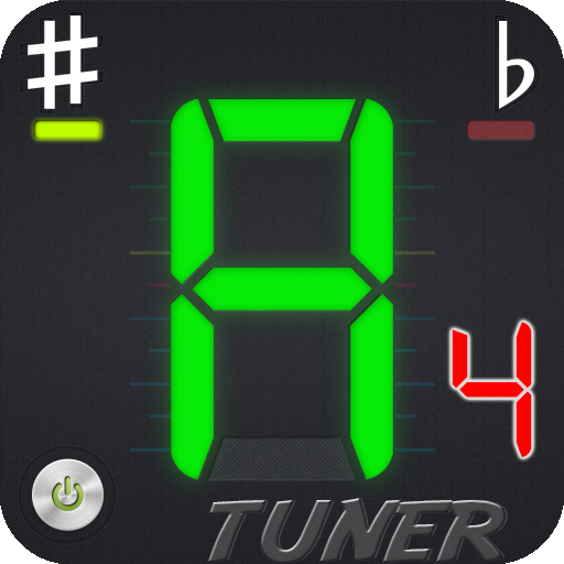 Digital Chromatic Fiddle Tuner