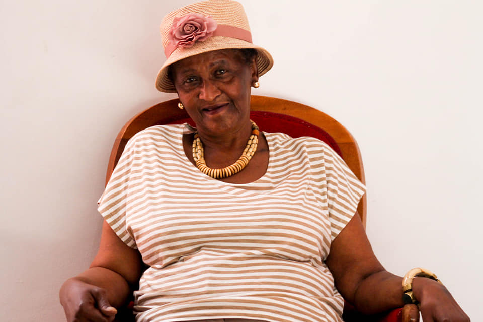 TRIBUTE Nomhle Nkonyeni was a brilliant thespian with a heart for activism