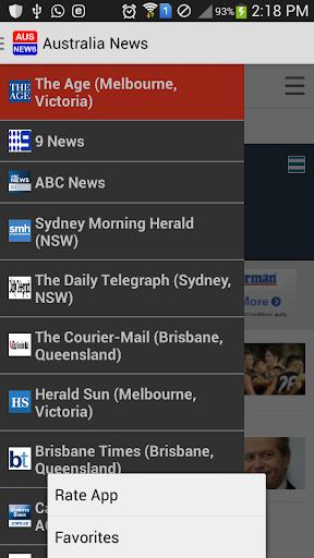 オーストラリアニュース