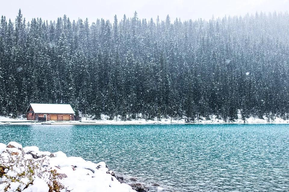 Зимняя природа Белоруссии