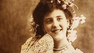 Retrato de la actriz Concha Robles.