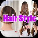 Hairstyle Tutorials New icon