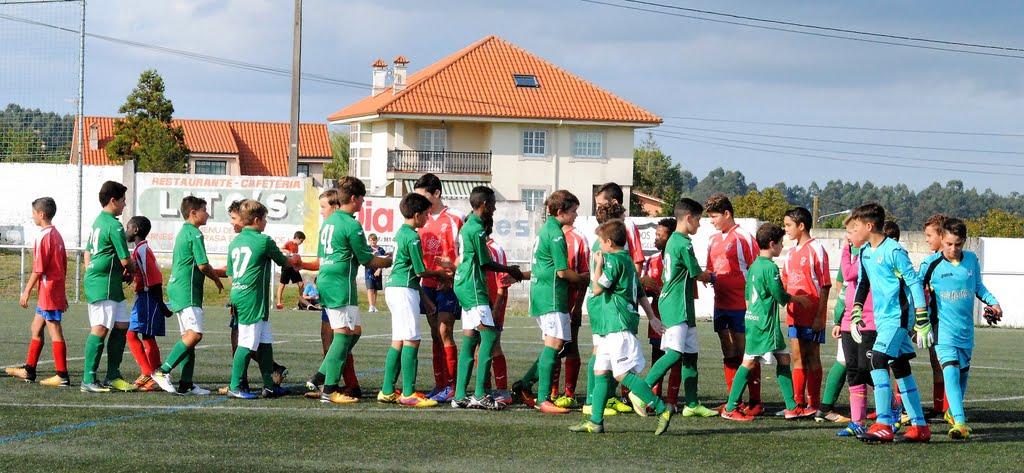 ADR Numancia de Ares. Infantiles 2017-2018. 24/08/2017. Prados Vellos V Trofeo Vila de Ares. Numancia, 9 - Galicia de Mugardos, 0
