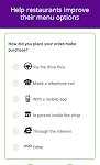 screenshot of SnapMyEats: Take Surveys, Earn eGift Codes UK App
