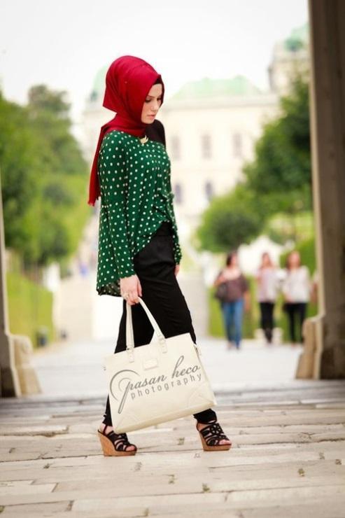 Lyana Mk Muslimah Style Yang Lebih Casual