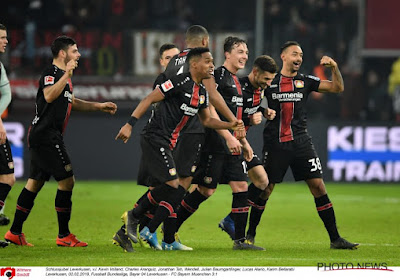 Bundesliga : Paulinho porte Leverkusen, Leipzig calle face à Wolfsburg