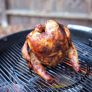 BBQ Beer Can Chicken Recipe