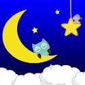Baby Sleeper Moon and Stars icon
