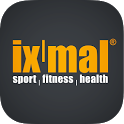 ixmal sport | fitness | health icon